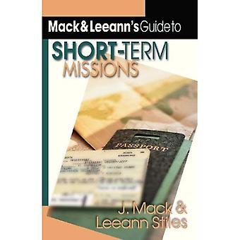 Mack und Leeann Leitfaden für kurzfristige Missionen