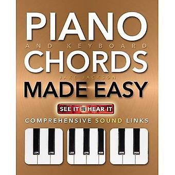 Piano & clavier accords (Made Easy) (musique Made Easy)