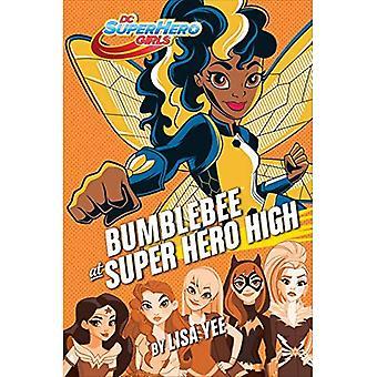 Bourdon au Super héros secondaire (filles de super-héros de DC)