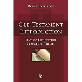 Gamla Testamentet introduktion