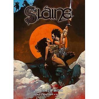 Slaine: Schatten van Groot-Brittannië