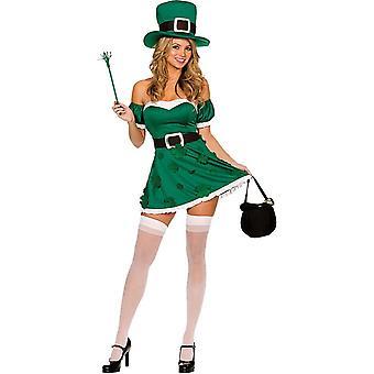 Sexy Irish Girl Adult Costume