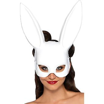 Mask Rabbit White For Adults