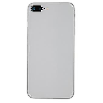 iPhone 8 Plus - Takakotelo sisäisillä osilla - hopea