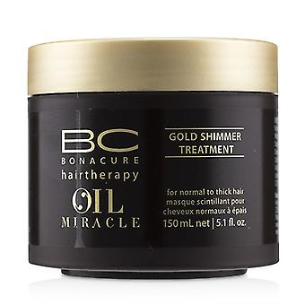 Schwarzkopf Bc Bonacure Oil Miracle Gold Shimmer Treatment (for Normal To Thick Hair) - 150ml/5.1oz