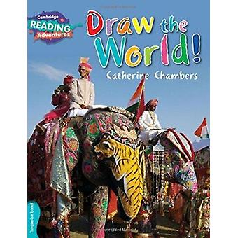 Draw the World Turquoise Band by Catherine Chambers - 9781107576841 B