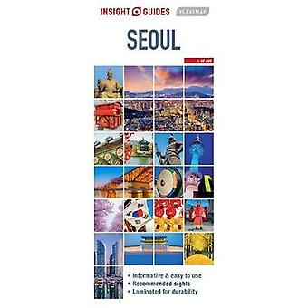 Insight Guides Flexi Map Seoul by Insight Guides - 9781786718891 Book