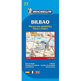 Map 9077 Bilbao - 2007 - 9782067127890 Book