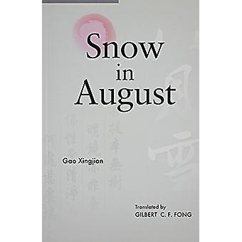 Snow In August - 9789629961015 Book