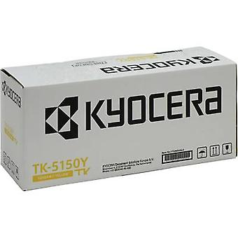 Kyocera Toner cartuccia TK-5150Y 1T02NSANL0 originale giallo 10000 pagine