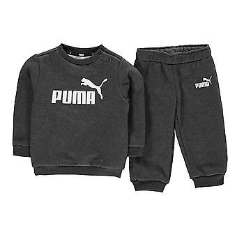 Puma Boys crew fleece trainingspak baby