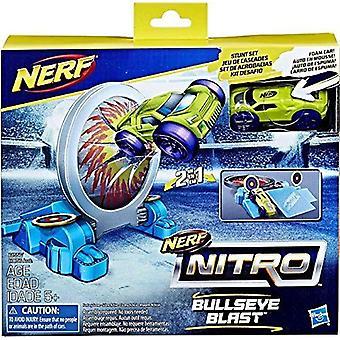 NERF Nitro Double Action Stunt Foam Car (One Randomly Selected) - Toy