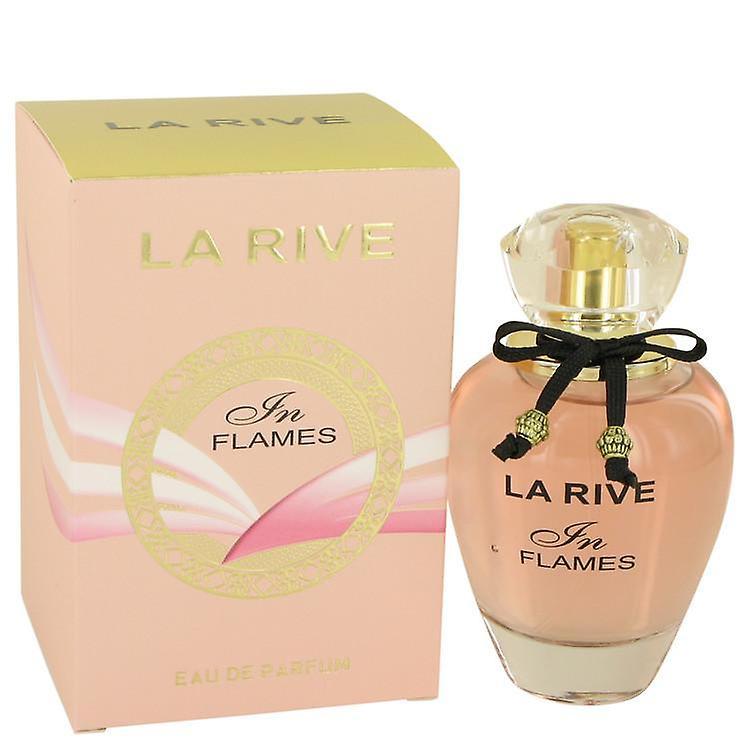 La Rive In Flames EdP 90ml • Se pris (3 butiker) hos