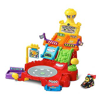 VTech Toot-Toot kierowcy spin Raceway