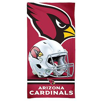 Wincraft NFL Arizona Cardinals 3D ranta pyyhe 150x75cm