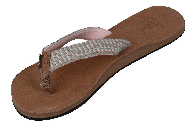Reef Women's Sandal ~ Gypsy Love pastel