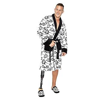 Star Wars Stormtrooper All Over Print Fleece Dressing Gown