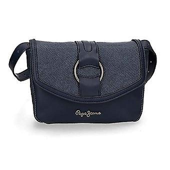 Pepe Jeans Daphne Blau 18cm Strap Bag (Blau) - 7744963