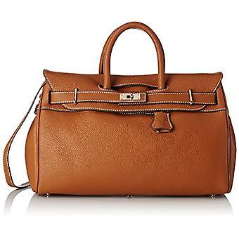 Mac Douglas Pyla Romy S - Brown Woman Handbags (Chataigne) 17.5x26x40.5 cm (W x H L)
