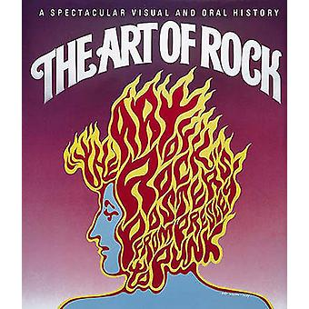 The Art of Rock - Posters from Presley to Punk by Abbeville Press - 97