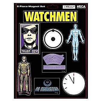 Watchmen magnet list Dr Manhattan & Ozymandias
