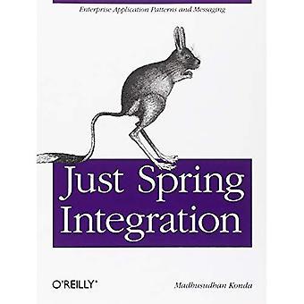 Juste de Spring Integration