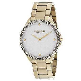 Coach Women's Modern Sport White Dial Watch - 14503067