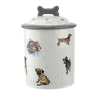 Wrendale Designs Dogs Treat Jar