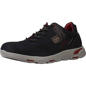 Fluchos Comfort Shoes F0668 Marine Color
