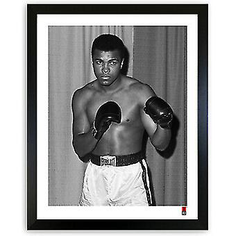 Muhammad Ali Photo Poster Boxing Icon Legend Wall Art Print Framed Picture