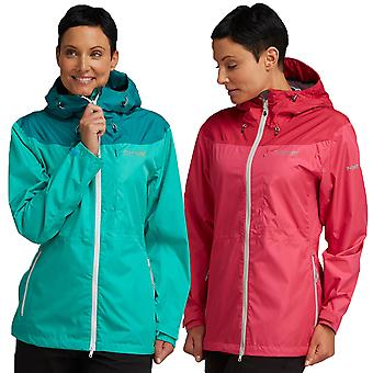 Regatta Womens Outflow Waterproof Jacket Outdoor Performance
