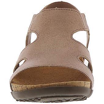Bearpaw Wilma Women's Comfort Slide Sandal Rose Gold - 11 Medium