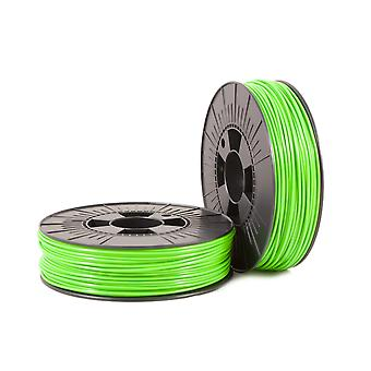 PLA 2,85mm fluor verde 0,75kg - 3D Filament Supplies