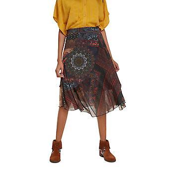 Desigual Women's Luka Floaty Skirt