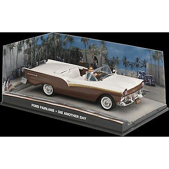 Ford Fairlane Skyliner Diecast Model Car from James Bond Die Another Day