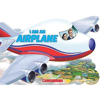 Jag är ett flygplan av ACE Landers & illustrerad av Tom LaPadula