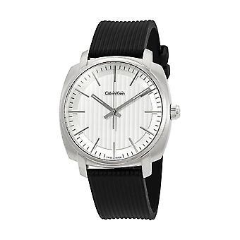 Calvin klein men's watch, black d6