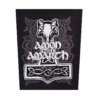 Amon Amarth Hammer Back Patch