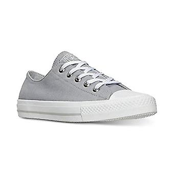 Converse Gemma Ox Athletic Women's Shoes Size 5 Grey