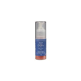 House of Cake House Of Cake Glitter Spray Metallic Rose 10g