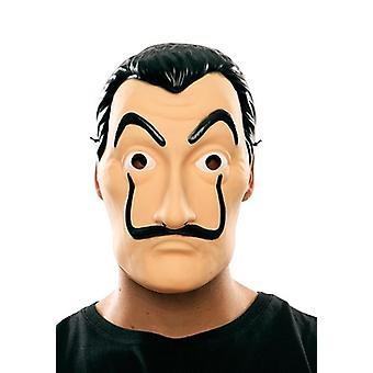 Home of money bank robber mask ORIGINAL Dali mask Bella Ciao unisex adult