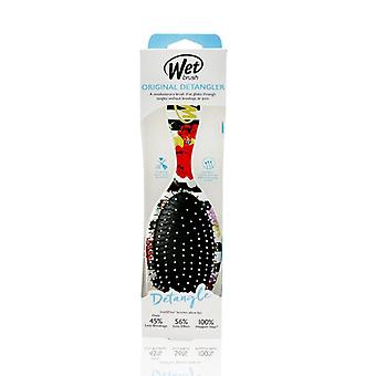 Wet Brush Original Detangler French Nights - # Rose - 1pc