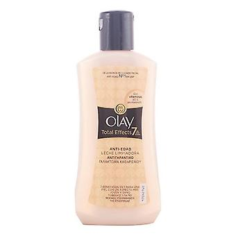 Anti-vieillissement Nettoyage Dulait Total Effects Olay