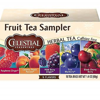 Celestial Seasonings Fruit Tea Sampler Tea