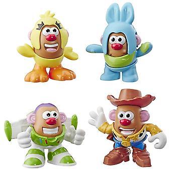 Toy Story 4, 4x Cijfers - Mr. Potato Head