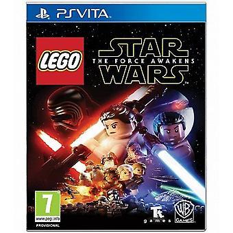 LEGO Star Wars kraften, der vækker PS Vita spil