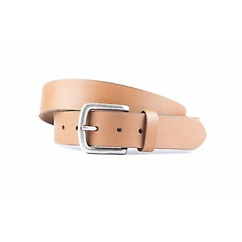 Tough Tan-Colored Jeans Belt For Women And Gentlemen