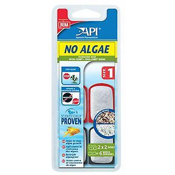 API Noalgae T.1 4 Dosis (Fish , Maintenance , Water Maintenance)