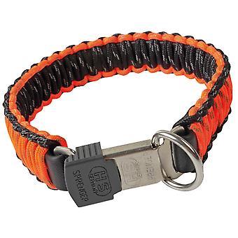 HS Sprenger Collar Hs Paracord Cierre Lock (Honden , Halsbanden en Riemen , Halsbanden)