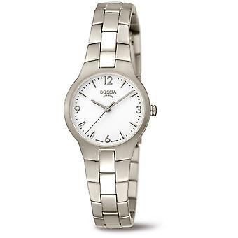 Boccia Titanium 3312-01 Kvinnor Watch